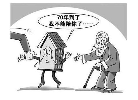 房屋产权到期后,我们怎么办?