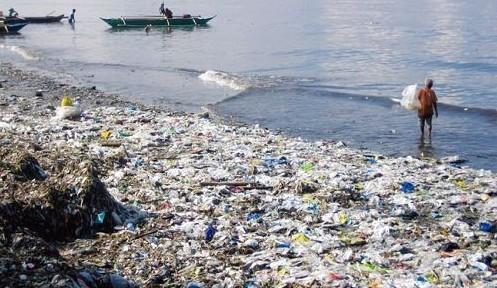海底的垃圾怎么办?