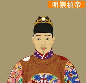 明朝皇帝卡通图