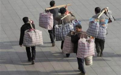鼓励贫困人口向城市流动,早日脱贫