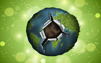 人类活动不停地折腾地球,后果